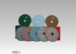 Honey Dry Diamond Polishing Pads